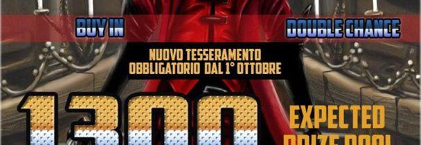 Red Poker 1300 GTD